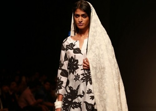 cb4132de58cd Ace designers Abraham   Thakore brought Delhi s street style to the runway  at the ongoing Amazon India Fashion Week (AIFW) Autumn-Winter 2018.